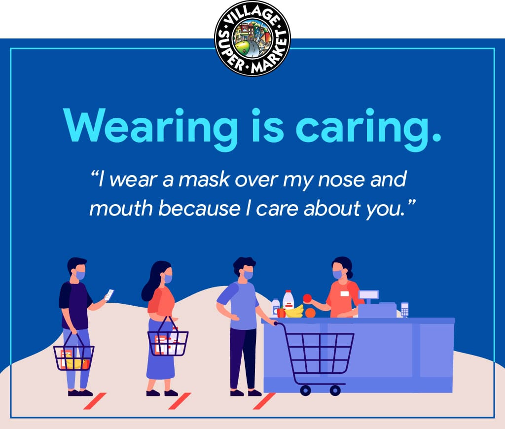 Wearing is Caring