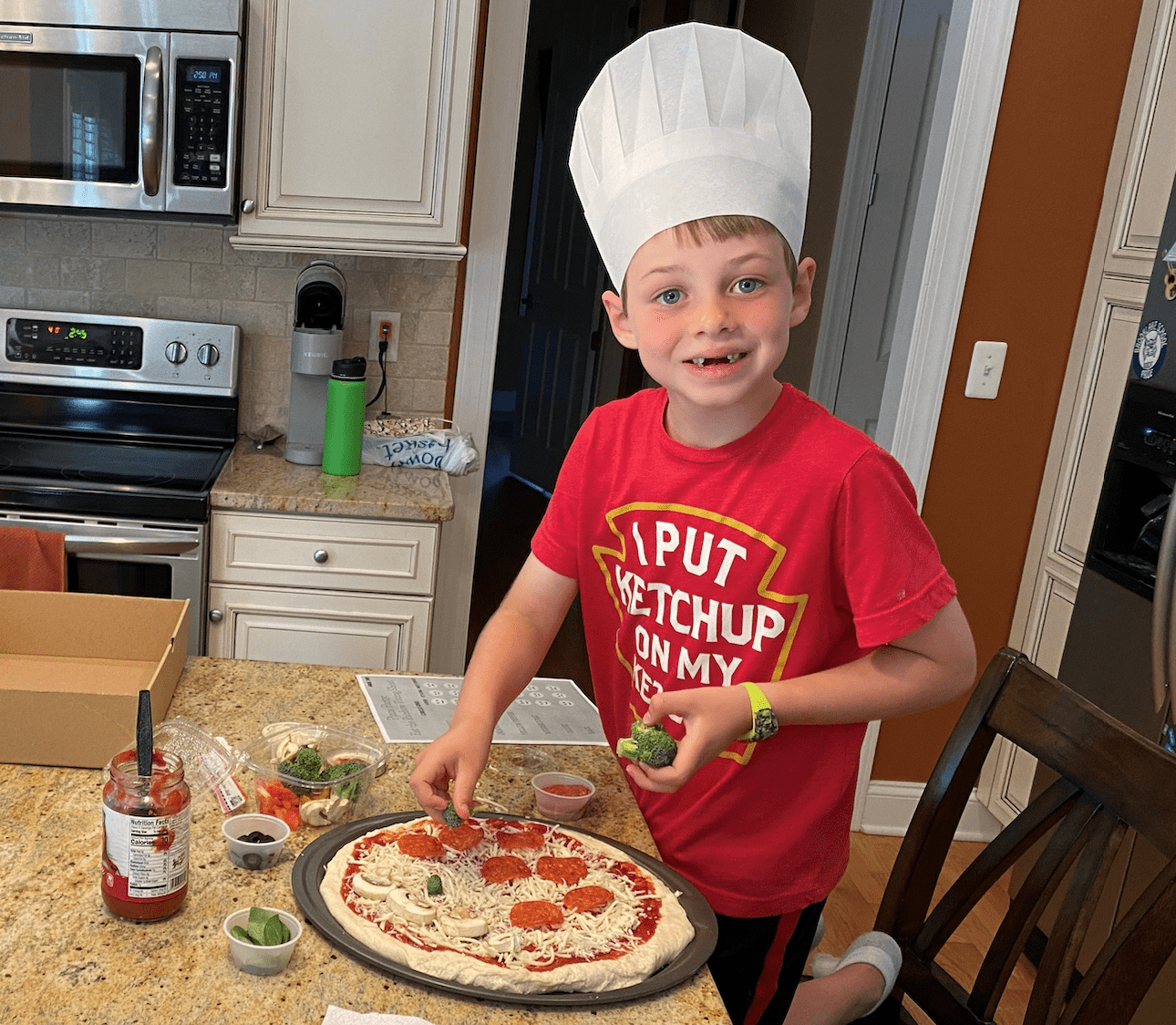 5 Easy Ways to Get Kids Involved in Family Meals