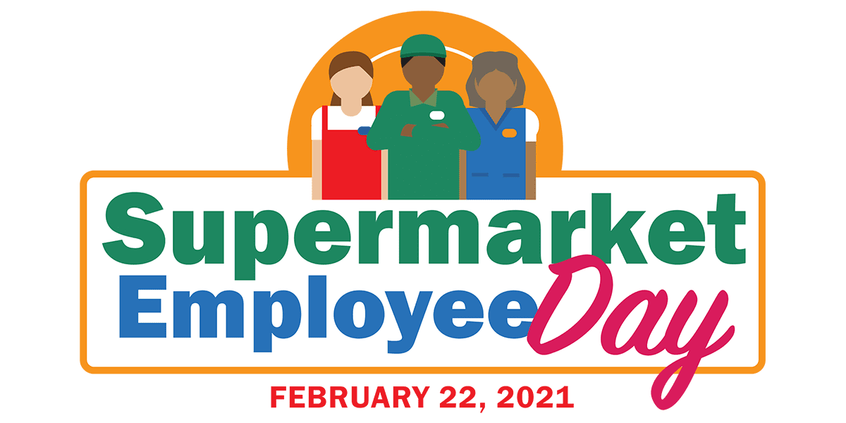 Let's Celebrate Supermarket Employee Day!