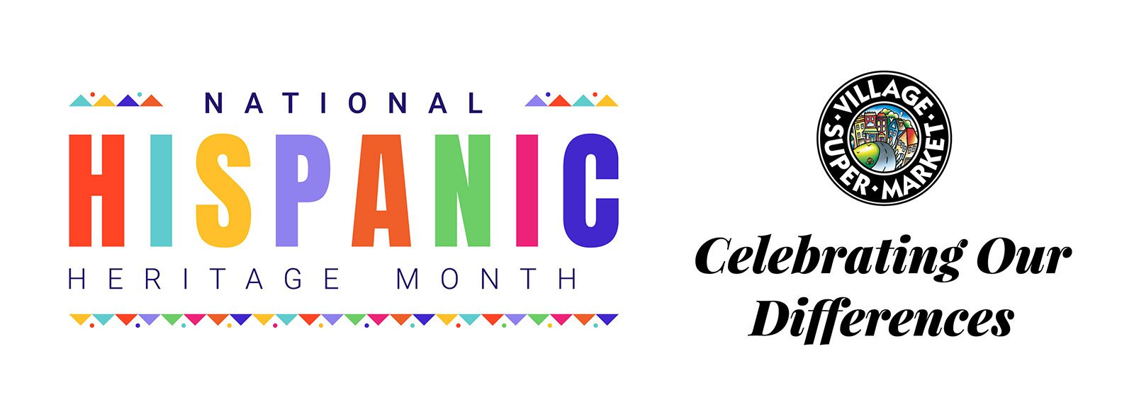 Join us for our Hispanic Heritage Month celebration!